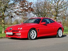 Navigate to Lot 135 - 2002 Alfa Romeo GTV Cup no.020