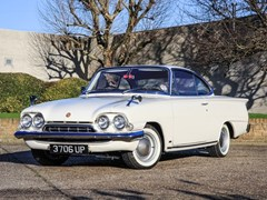 Navigate to Lot 140 - 1963 Ford Consul Capri