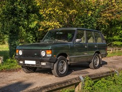 Navigate to Lot 109 - 1993 Range Rover Vogue TDi