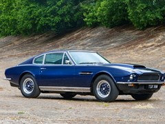 Navigate to Lot 167 - 1973 Aston Martin V8 Series III
