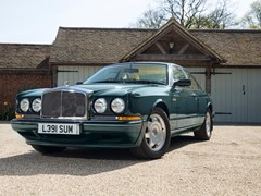 Navigate to Lot 245 - 1993 Bentley Continental R