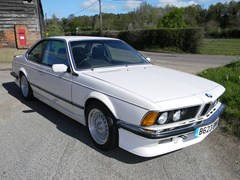 Navigate to Lot 117 - 1985 BMW  M 635CSi