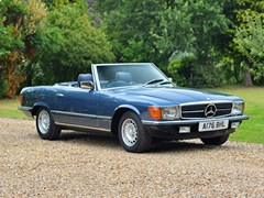 Navigate to Lot 252 - 1984 Mercedes-Benz 280 SL Roadster