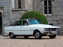 Navigate to Lot 131 - 1975 Rover  P6 'Huntsman' (3.5 litre, V8)