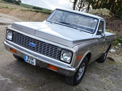 Navigate to Lot 178 - 1972 Chevrolet Fleetside C10 Pick-up