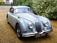 Navigate to Lot 220 - 1958 Jaguar XK150 Fixedhead Coupé