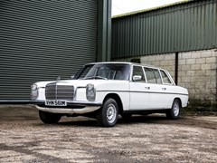 Navigate to Lot 254 - 1974 Mercedes-Benz 230 Limousine *WITHDRAWN*