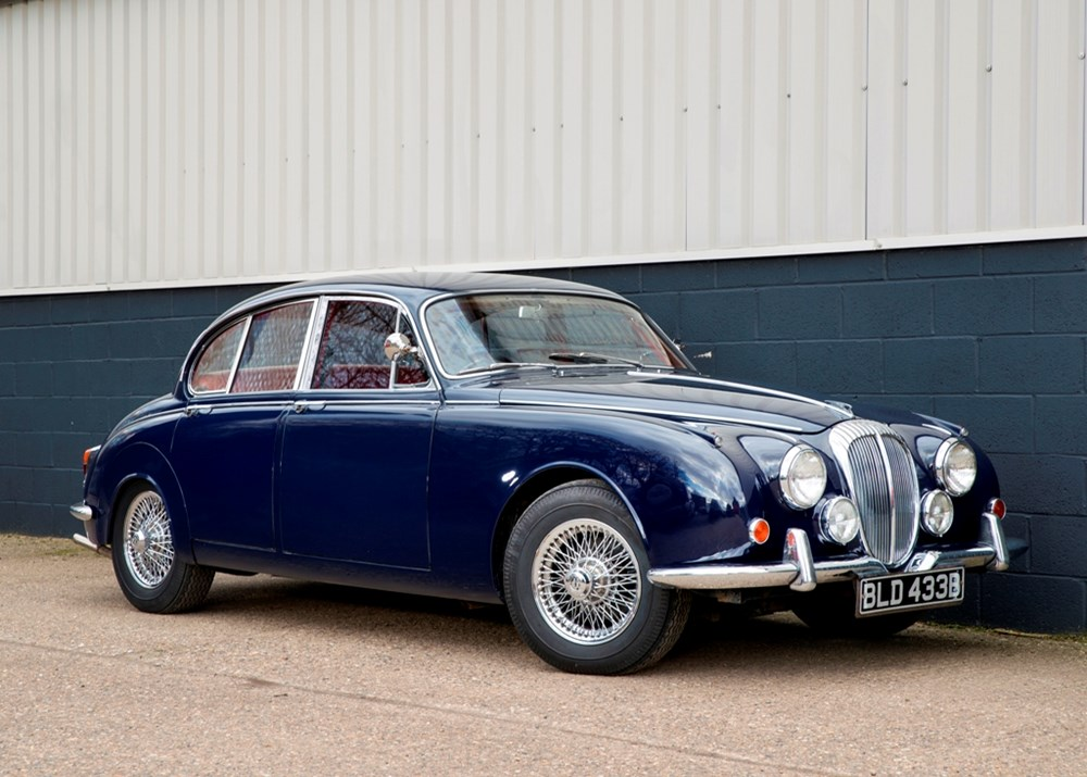 Lot 340 - 1964 Daimler 2.5 V8 Saloon