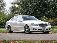 Navigate to Lot 125 - 2005 Mercedes-Benz E55 AMG