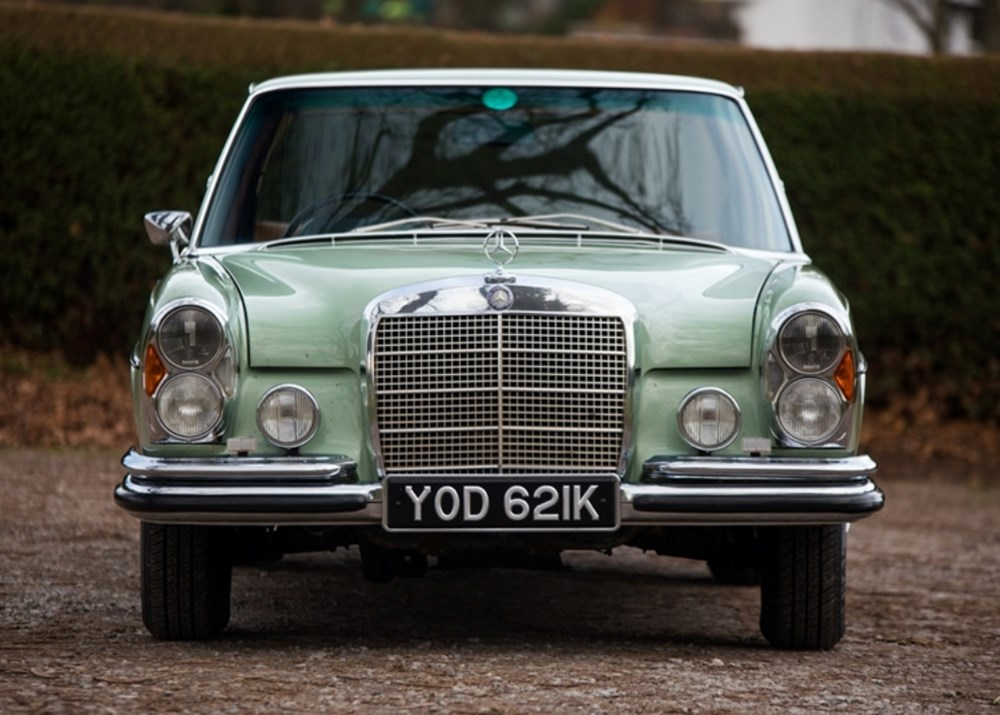 Lot 217 - 1972 Mercedes-Benz 280 SE