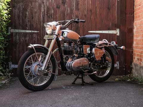 Ref 2 1976 Royal Enfield Silver Bullet (350cc)