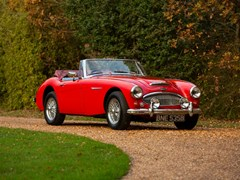 Navigate to Lot 322 - 1964 Austin Healey 3000 Mk. III