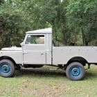 Ref 158 1956 Land Rover Series 1 Pickup -