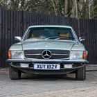 Ref 67 1980 Mercedes-Benz 450 SLC -