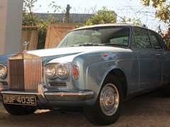 Navigate to Lot 396 - 1967 Rolls-Royce Fixedhead Coupé by Mulliner Park Ward