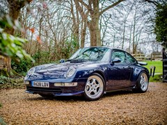 Navigate to Lot 151 - 1997 Porsche 911/993 Carrera 4 RS tribute