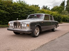 Navigate to Lot 119 - 1966 Rolls-Royce Silver Shadow by James Young 2-door saloon