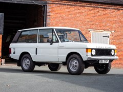 Navigate to Lot 375 - 1976 Range Rover Suffix D