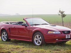 Navigate to Lot 233 - 2000 Ford Mustang GT Convertible