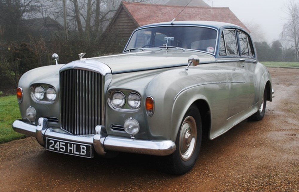 Lot 232 - 1964 12858 S3 Saloon