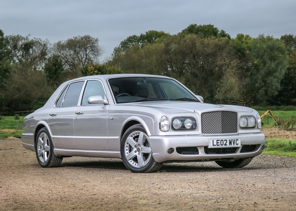 Lot 232 - 2002 Bentley Arnage T