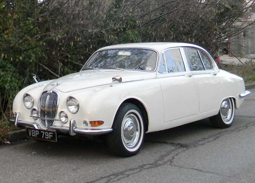 Lot 227 - 1968 12947 S-Type Saloon