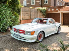 Navigate to Lot 267 - 1978 Mercedes-Benz 450 SL *WITHDRAWN*