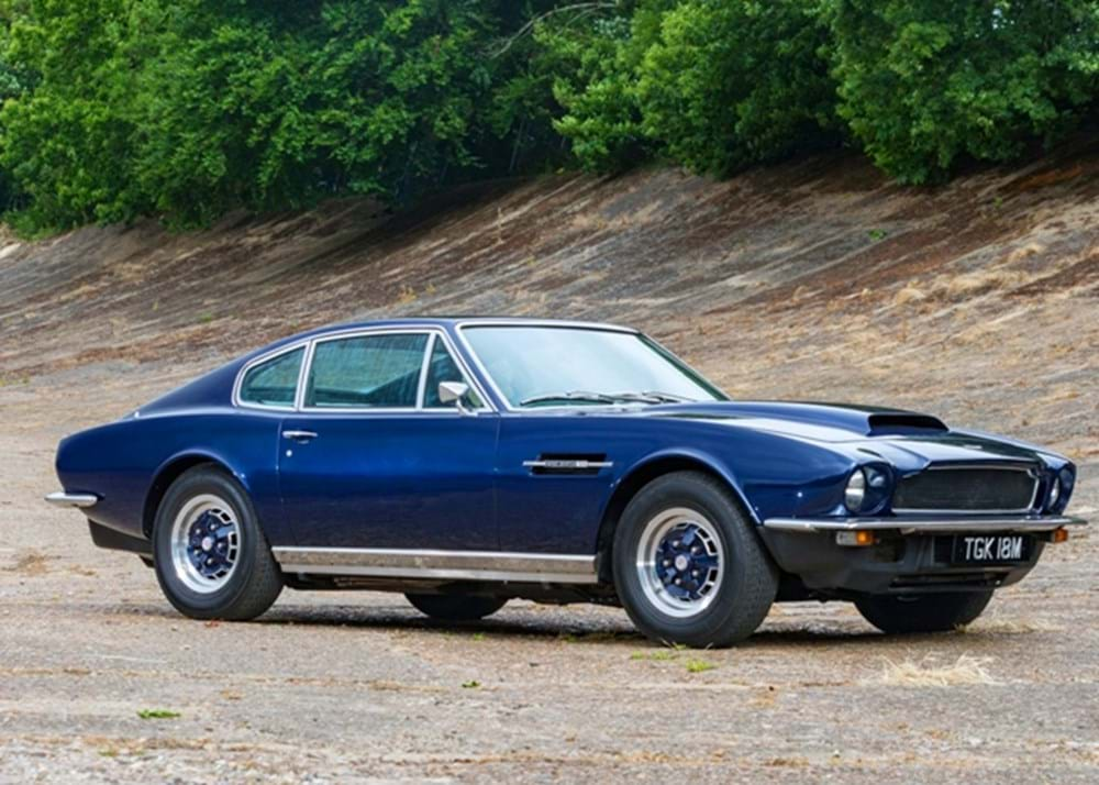 Lot 167 - 1973 Aston Martin V8 Series III