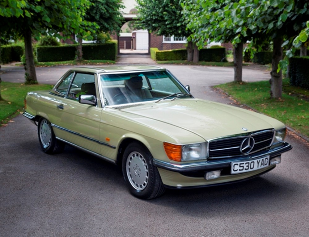 Lot 332 - 1986 Mercedes-Benz 300SL Roadster