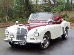 Navigate to Lot 185 - 1956 Daimler Conquest Century Drophead Coupé