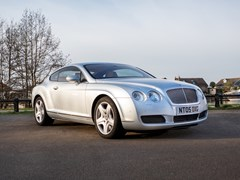 Navigate to Lot 272 - 2005 Bentley Continental GT