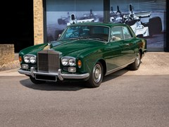 Navigate to Lot 255 - 1969 Rolls-Royce Two Door Mulliner Park Ward