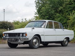 Navigate to Lot 148 - 1971 Rover P6 3500 V8