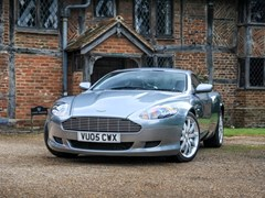 Navigate to Lot 259 - 2005 Aston Martin DB9