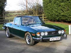 Navigate to Lot 314 - 1977 Triumph Stag