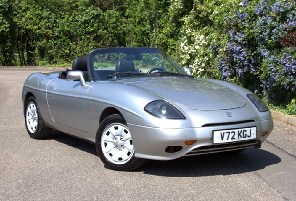 Lot 213 - 1999 Fiat Barchetta