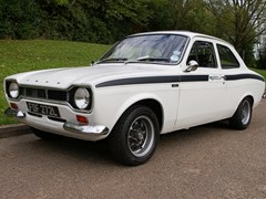 Navigate to Lot 242 - 1973 Ford Escort Mexico