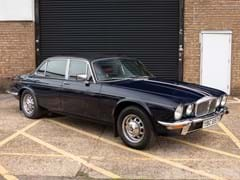 Navigate to Lot 123 - 1978 Daimler Double-Six (5.3 litre)