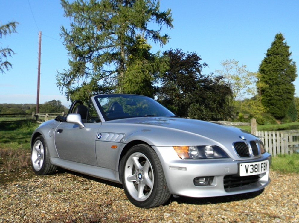 Bmw Z3 Specialist Classic Amp Sports Car Auctioneers