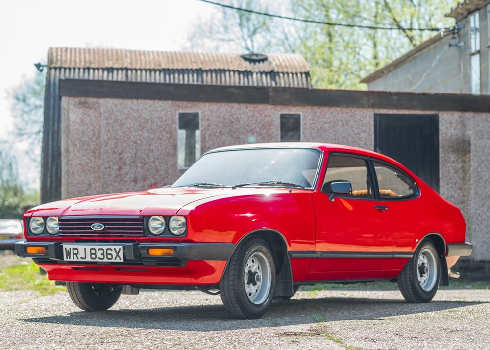 Lot 269 - 1982 Ford Capri GL (1.6 litre)