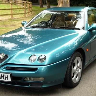 Ref 76 1998 Alfa Romeo Gtv Classic Amp Sports Car Auctioneers