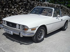 Navigate to Lot 187 - 1973 Triumph Stag