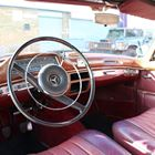 Ref 160 1959 Mercedes-Benz 220SE Convertible -