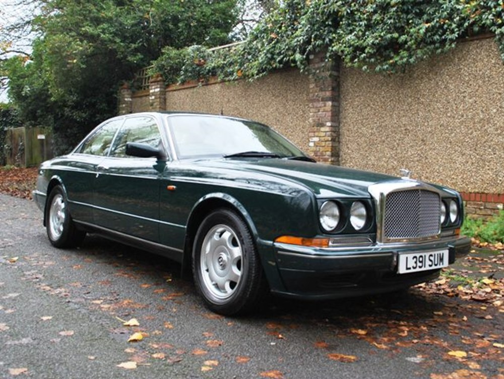 Lot 293 - 1993 Bentley Continental R