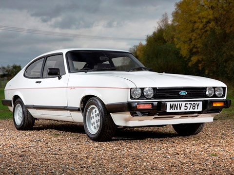 REF 91 1983 Ford Capri Injection (2.8 litre)