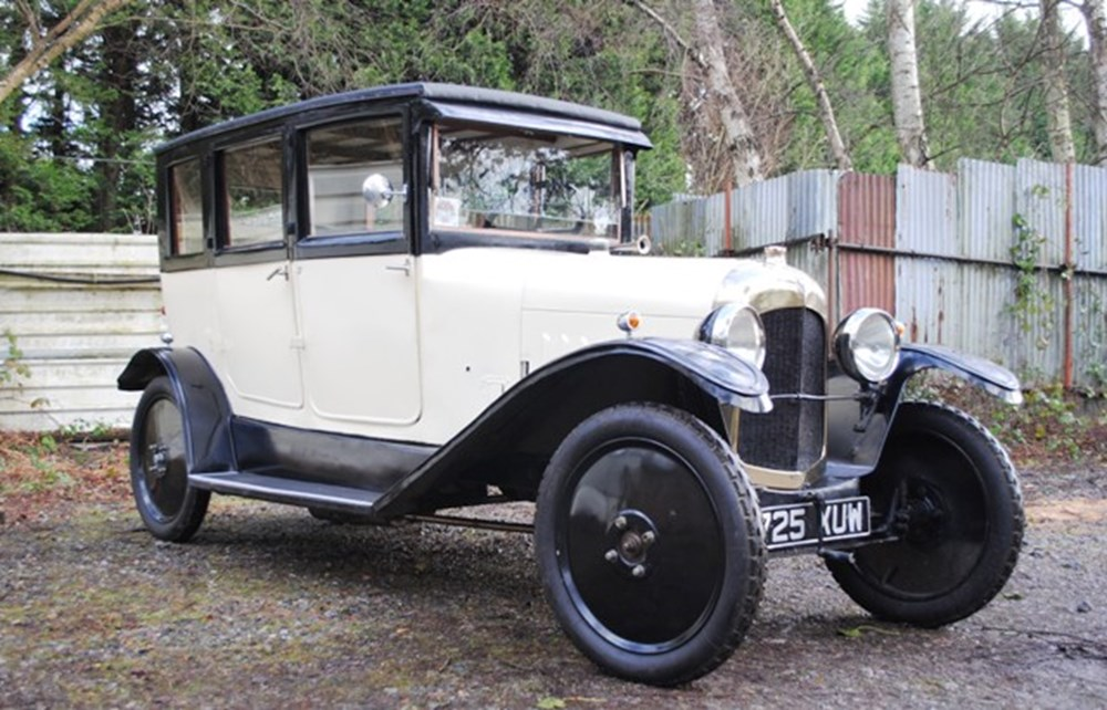 Lot 306 - 1921 12883 Type A Saloon