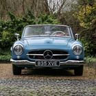 Ref 42 1960 Mercedes-Benz 190 SL Roadster MRP -