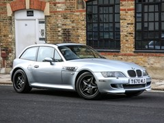 Navigate to Lot 274 - 1999 BMW Z3M Coupé