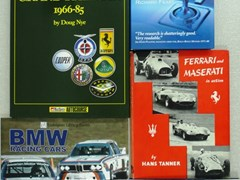 Navigate to Motorsport books