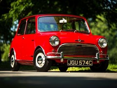 Navigate to Lot 201 - 1965 Morris Mini Cooper 'S' Mk. I (1275cc)